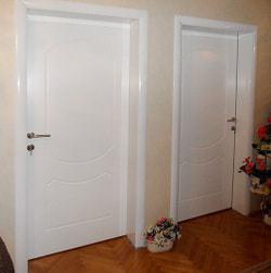 Правила и советы по установке межкомнатных дверей