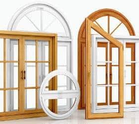 Нестандартные конструкции пластиковых окон